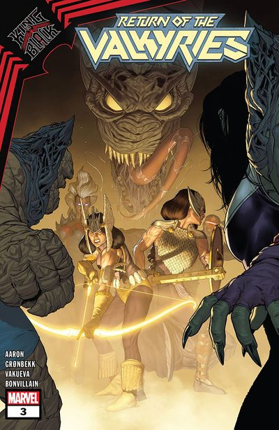 King In Black – Return Of The Valkyries #3 (2021)