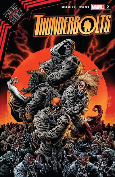 King In Black – Thunderbolts #2 (2021)
