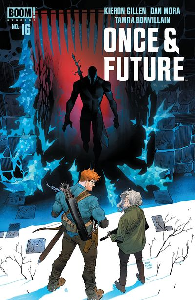 Once and Future #16 (2021)