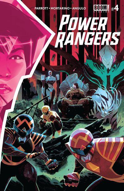 Power Rangers #4 (2021)