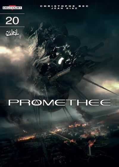 Promethee Vol. 20 – The Citadel (2020)