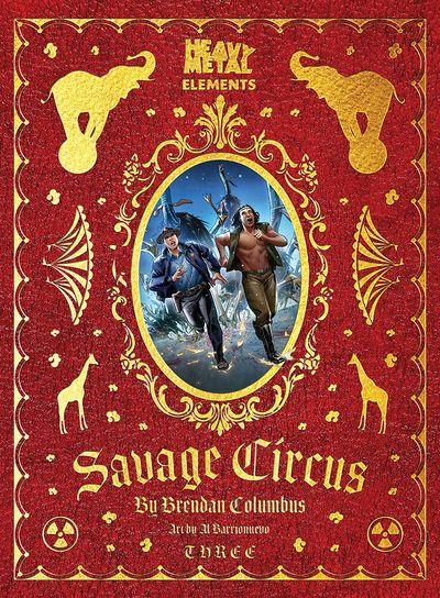 Savage Circus #3 (2020)