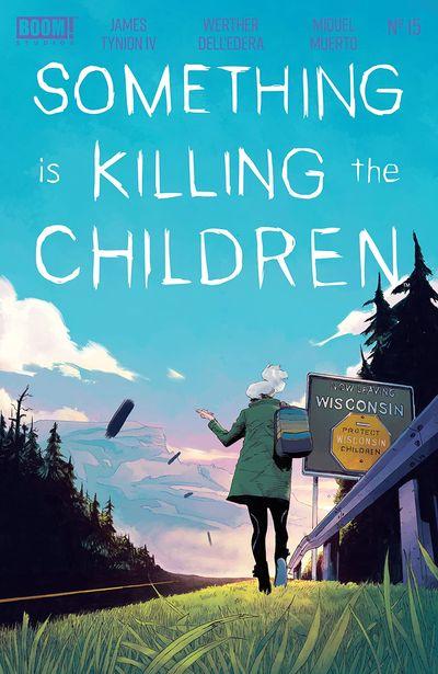 Something is Killing the Children #15 (2021)