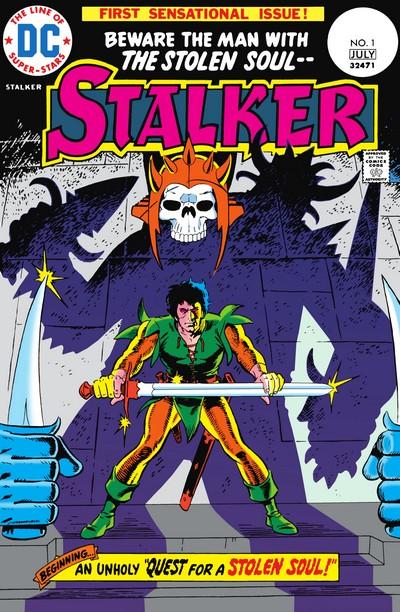 Stalker #1 – 4 (1975-1976)