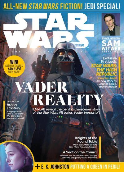 Star Wars Insider #199 (2020)