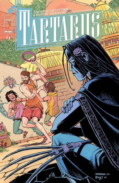 Tartarus #9 (2021)