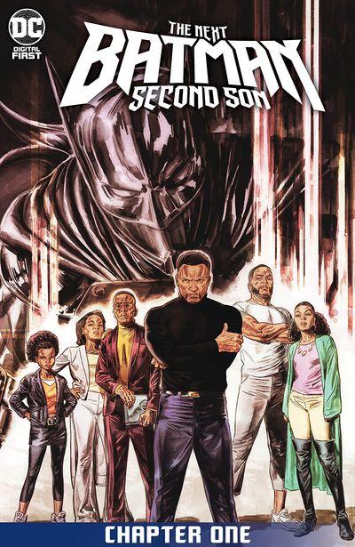 The Next Batman – Second Son #1 (2021)