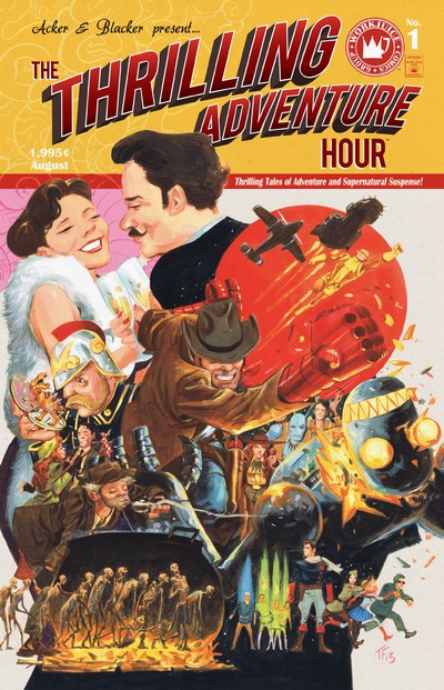 The Thrilling Adventure Hour (2013)