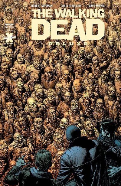 The Walking Dead Deluxe #9 (2021)