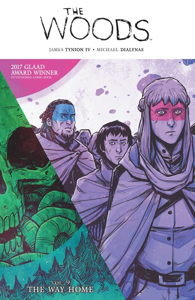 The Woods Vol. 9 – The Way Home (TPB) (2018)