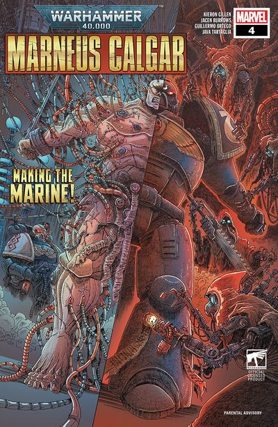 Warhammer 40,000 – Marneus Calgar #4 (2021)