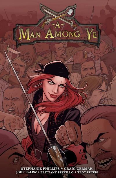 A Man Among Ye Vol. 1 (TPB) (2021)