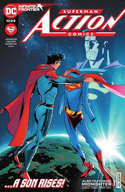 Action Comics #1029 (2021)