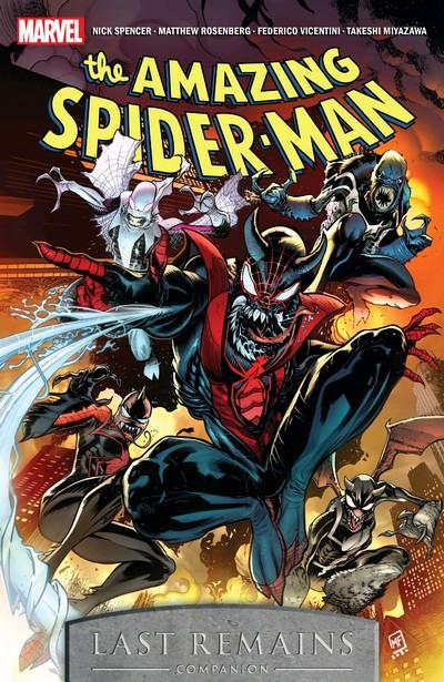 Amazing Spider-Man – Last Remains Companion (TPB) (2021)