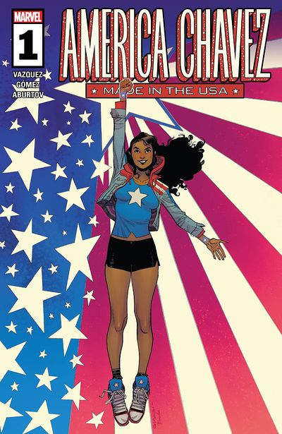 America Chavez – Made In The USA #1 (2021)