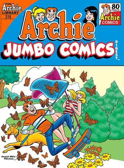 Archie Comics Double Digest #318 (2021)