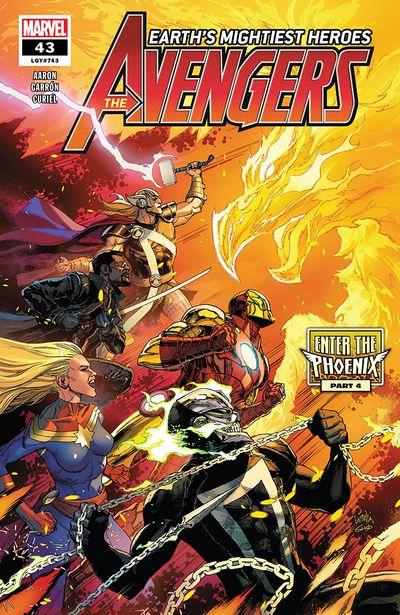 Avengers #43 (2021)