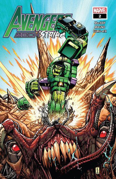 Avengers Mech Strike #2 (2021)