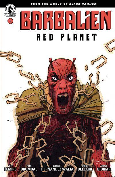 Barbalien – Red Planet #5 (2021)