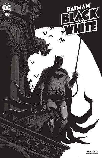 Batman Black and White #4 (2021)