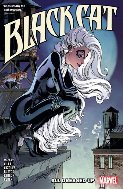 Black Cat Vol. 3 – All Dressed Up (TPB) (2021)