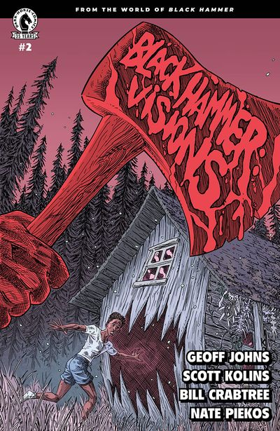 Black Hammer – Visions #2 (2021)