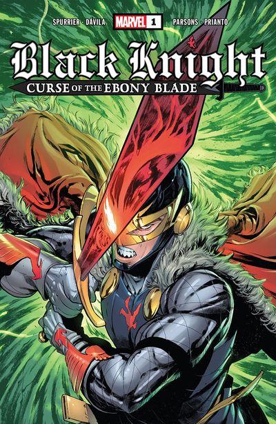 Black Knight – Curse Of The Ebony Blade #1 (2021)