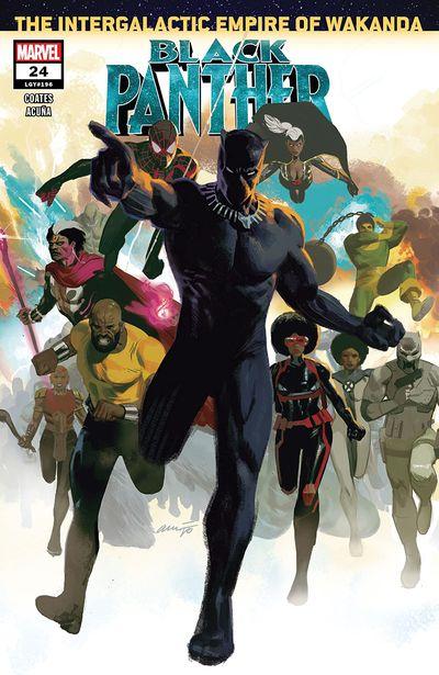 Black Panther #24 (2021)