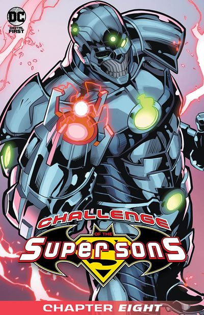 Challenge of the Super Sons #8 (2021)