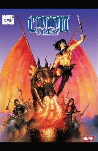 Conan Of The Isles #1 (1988)