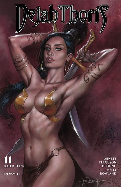 Dejah Thoris #11 (2021)