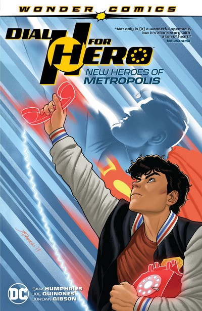 Dial H for Hero Vol. 2 – New Heroes of Metropolis (TPB) (2020)