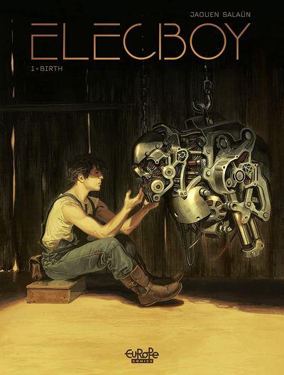Elecboy #1 – Birth (2021)