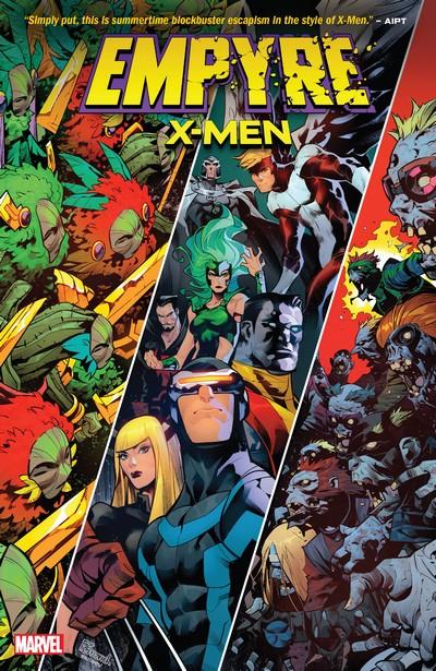 Empyre – X-Men (TPB) (2021)