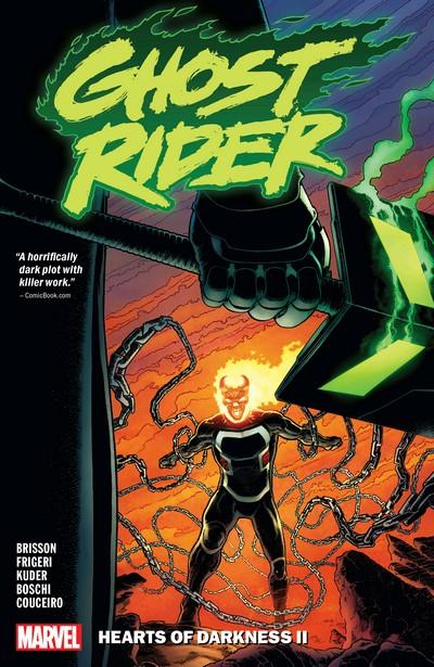 Ghost Rider Vol. 2 – Hearts Of Darkness II (TPB) (2020)