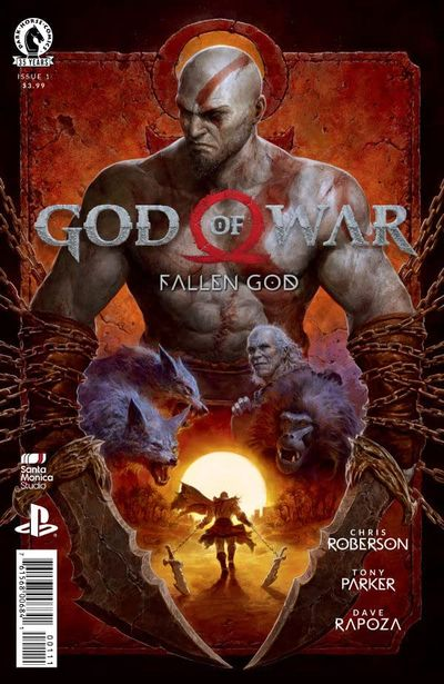 God of War – Fallen God #1 (2021)