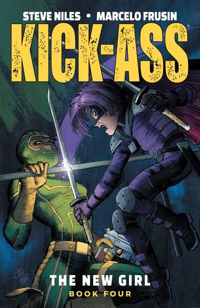 Kick-Ass – The New Girl Book 4 (2021) (Fan Made TPB)