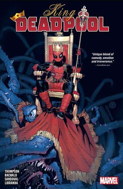 King Deadpool Vol. 1 (TPB) (2020)