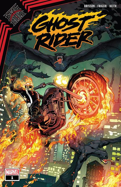 King In Black – Ghost Rider #1 (2021)