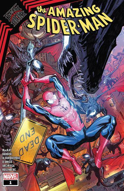 King In Black – Spider-Man #1 (2021)