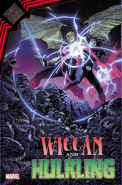 King In Black – Wiccan And Hulking #1 (2021)