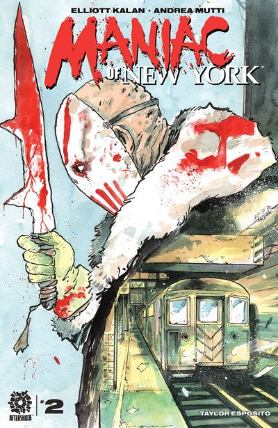 Maniac Of New York #2 (2021)