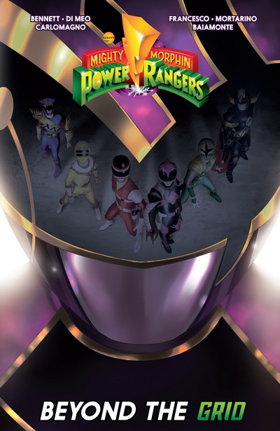 Mighty Morphin Power Rangers – Beyond the Grid (TPB) (2020)