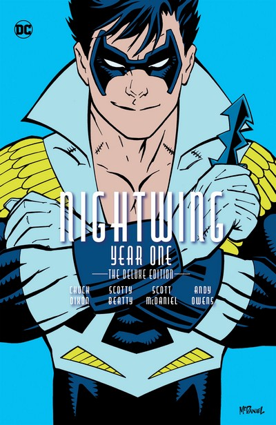 Nightwing – Year One the Deluxe Edition (2020)