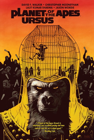 Planet of the Apes – Ursus (TPB) (2018)