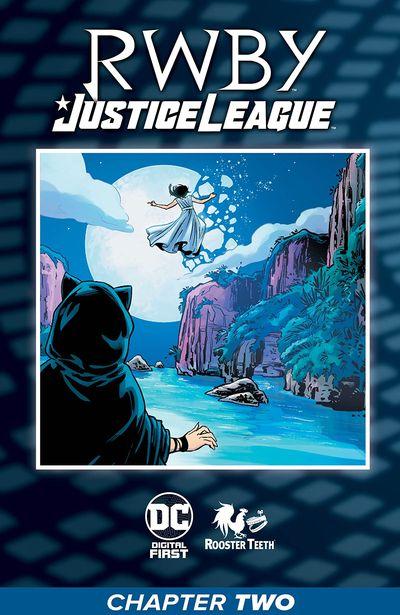 RWBY – Justice League #2 (2021)