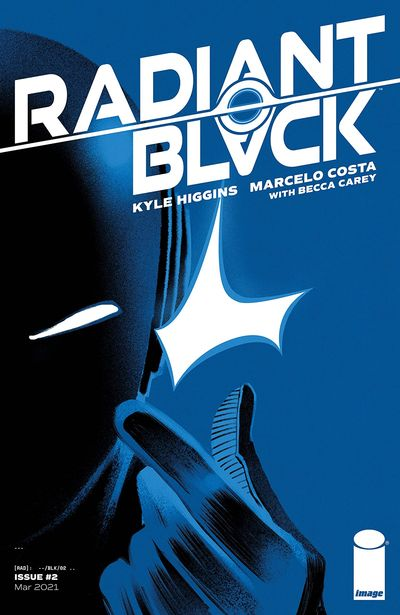 Radiant Black #2 (2021)