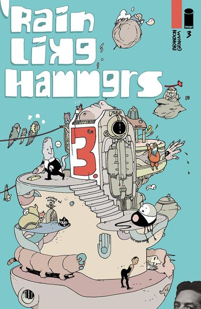 Rain Like Hammers #3 (2021)