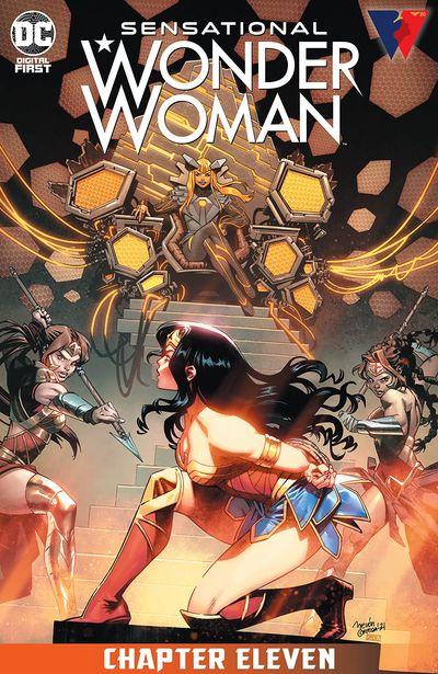 Sensational Wonder Woman #11 (2021)