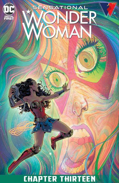 Sensational Wonder Woman #13 (2021)